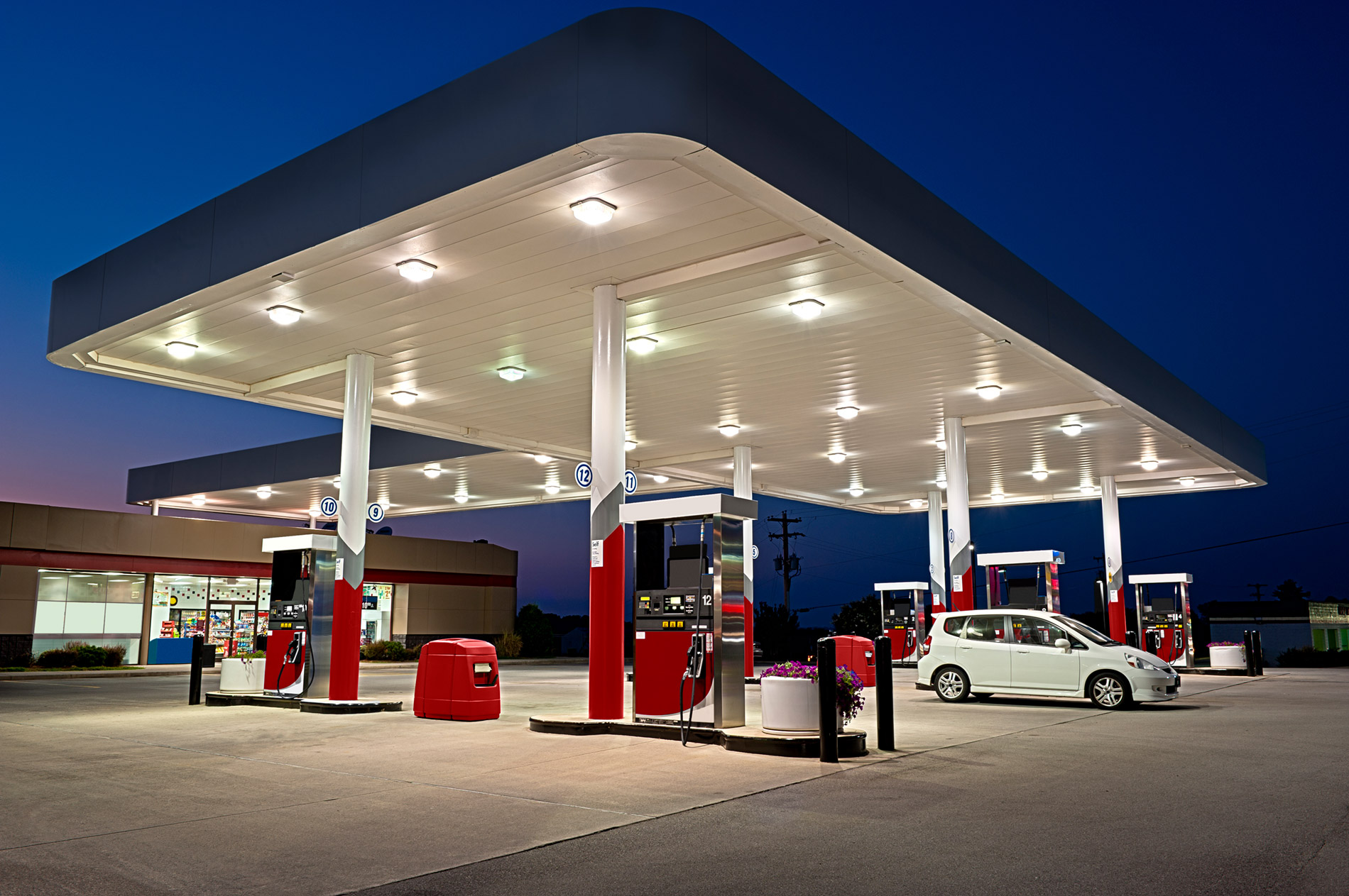Gas Station Insurance Convenience Store Insurance