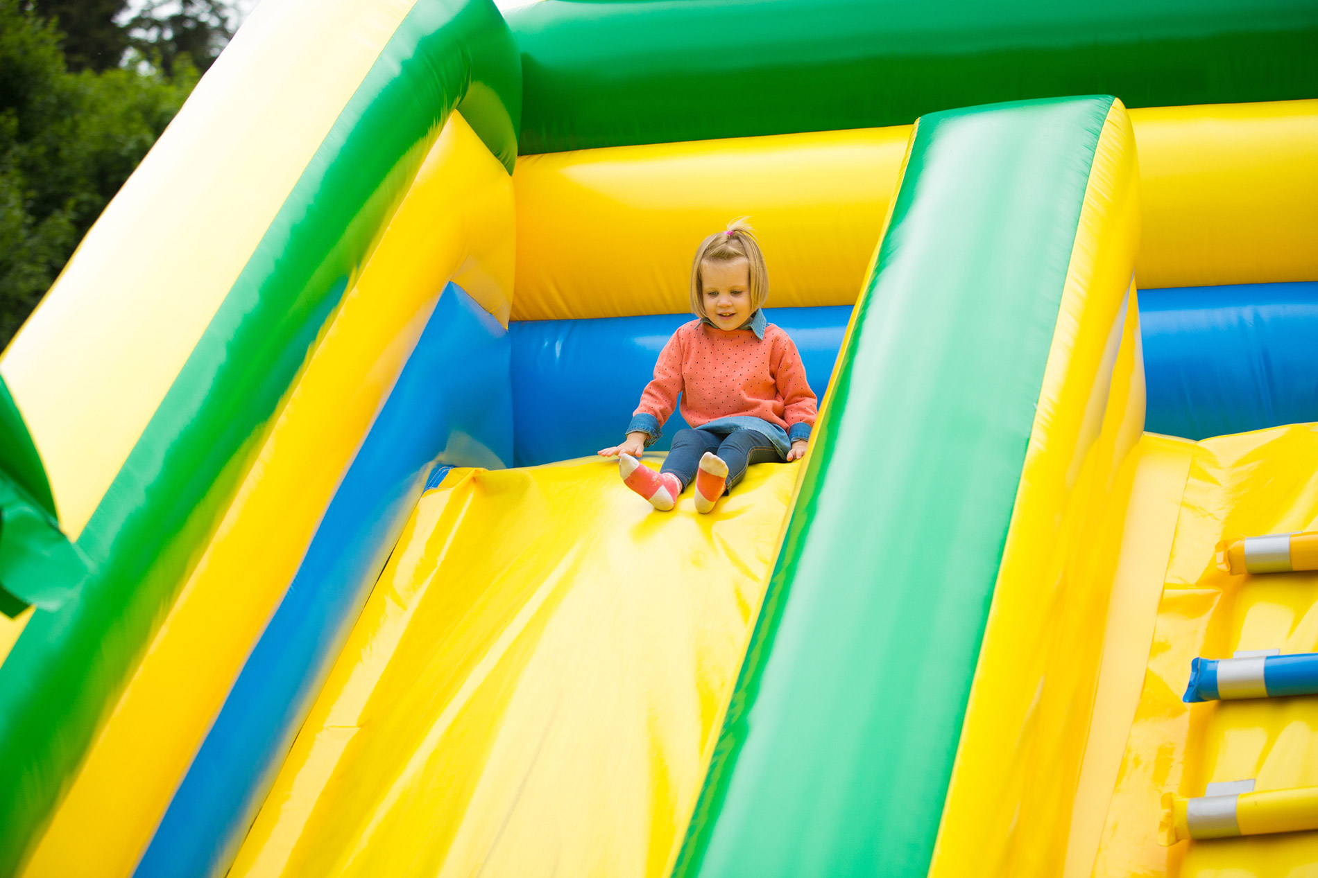bounce house inflatable slide insurance